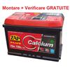 Carrefour baterii auto