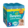 Pampers carrefour baby