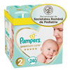 Pampers nr 2 carrefour