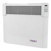 Convector electric leroy merlin