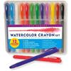 Gel crayons lidl